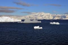 Айсберги Антарктида