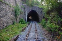 Тоннель на кргобайкальской дороге