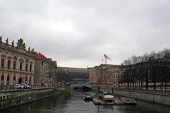Река Шпрее Германия