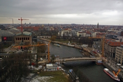 Вид с купола Берлинского Дома