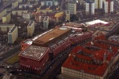Виды на город с Берлинской телебашни