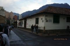 фото Богота Колумбия