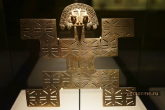 Музей золота Богота Колумбия