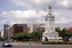 Памятник испанцев, Буэнос Айрес