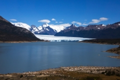 ледник в Патагонии