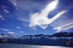 самый большой ледник Аргентины