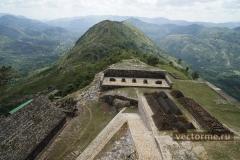 Цитадель Лаферьер Гаити