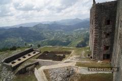 Цитадель на острове Гаити