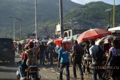 жизнь на улицах Гаити
