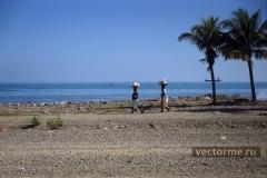 бедность и грязь на Гаити