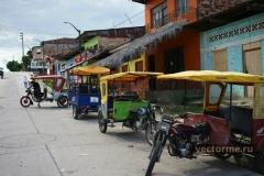 мототакси Перу