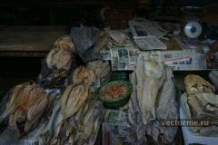 вяленая рыба Икитос