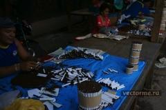 табак на рынке в Икитосе