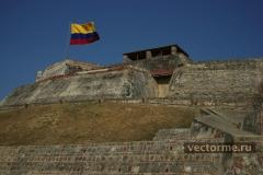 форт Картахена Колумбия