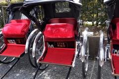 традиционные японские рикши