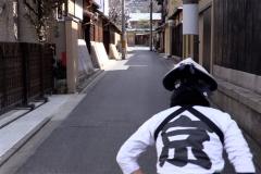 Рикша Япония