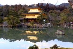 Храм Кинкакудзи (Золотой павильон)
