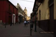 улица Хирон-де-ла-Унион (Лима, Перу)