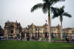 Дворец Вицерегаль Лима (Перу)