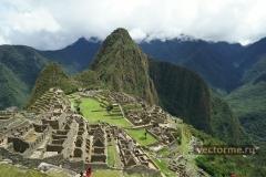 стены Мачу Пикчу