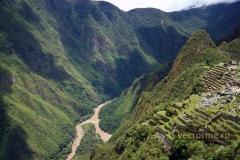 Террасы Мачу Пикчу (Перу)