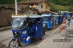 перуанские мото-такси