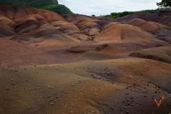 Семицветные земли Маврикий