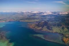 Маврикий вид с высоты