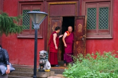 Монахи Монголия
