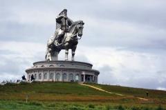 Статуя Чингиз Хана