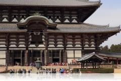 Большой Зал Будды Нара (Япония)