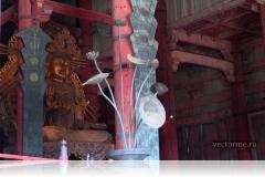 Todaiji - древний храмовый комплекс в Наре