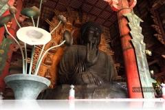 Буддийский храм Тодайджи в Наре