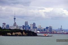 Waitemata Harbour Окленд (Новая Зеландия)