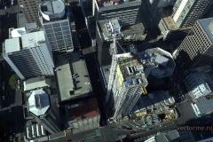 Окленд с высоты