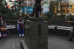 Памятник Хатико (Токио)