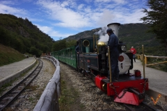 Железная дорога Fin del Mundo