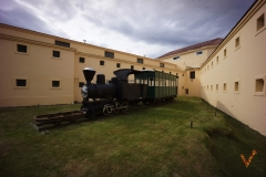 паровоз для перевозки заключенных на работы (Ушуайя)