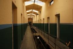 тюрьма в Ушуайе внутри