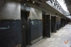 тюремные коридоры Ушуайя