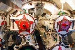 торпедный отсек лодки С-56
