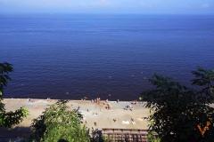 городской пляж Владивосток