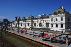 Железнодорожная станция Владивосток