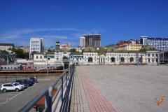 ж/д вокзал Владивосток